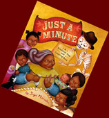 Just a Minute! A Trickster Tale and Counting Book